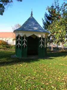 Gazebo at Bauer Villa