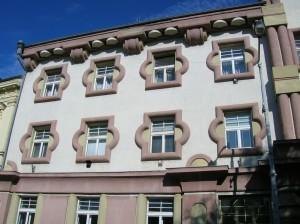 Cubism in Kolín