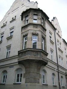 The architecture of Regensburg