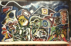Art on the Berlin Wall