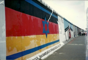 The Berlin Wall, 1991