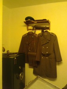 Communist era uniforms