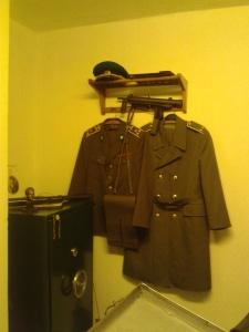 Communist era uniforms