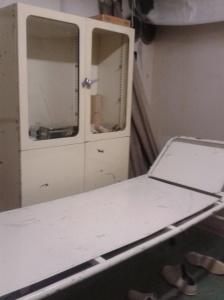 A medical room