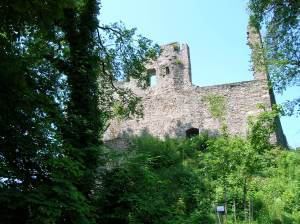 Another view of the ruin