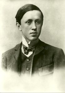 A young Karel Čapek