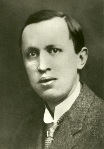 The prominent author Karel Čapek