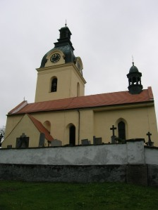 The church in Putim