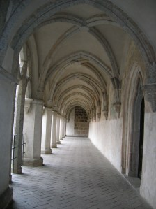 Arcades at Zvíkov Castle