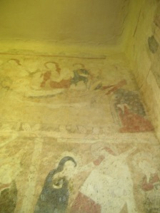 The wall paintings in Kozohlody