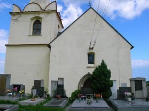 Church of All Saints in Kozohlody