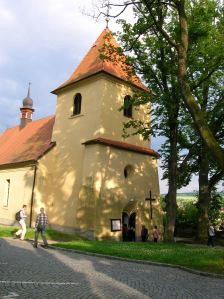 The Church of the Elevation of the Cross