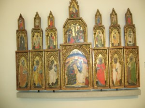 More stunning medieval art at Bologna's National Picture Gallery
