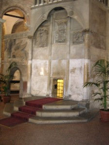 Copy of the Holy Sepulchre in Jerusalem, Basilica of the Holy Sepulchre