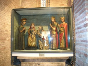 The Adoration of the Magi in the Martyrium Church