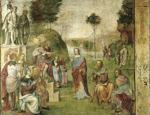 Oratory of St. Cecilia, St. Cecilia's Trial