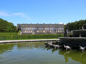 The New Palace from the Latona Fountain