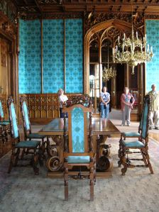 The Turquoise Hall