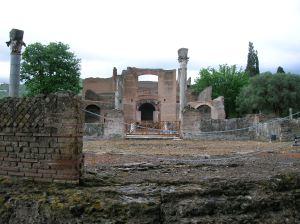 Hadrian's Villa near Rome