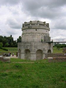 The Mausoleum of Theodoric