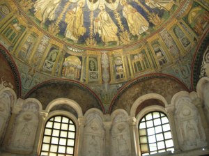 The Neonian Baptistery