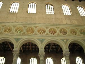The Basilica of Sant' Apollinare in Classe