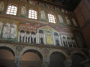 The Basilica of Sant' Apollinare Nuovo