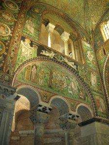 The Basilica of San Vitale