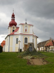 Church of Saints Peter and Paul, Horní Bobrová