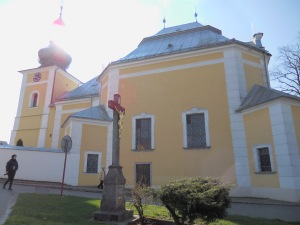 Church of the Virgin Mary, Obyčtov