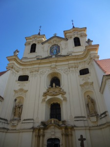 Church of Saints Peter and Paul in Rajhrad