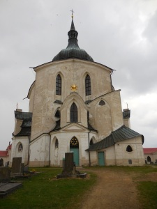 Holy Shrine of St. John of Nepomuk, Zelená Hora