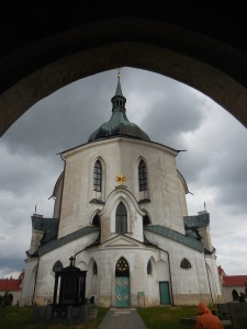 The Holy Shrine of St. John of Nepomuk, Zelená Hora