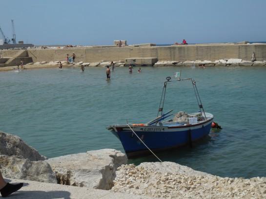 PUGLIAMolfettoboat