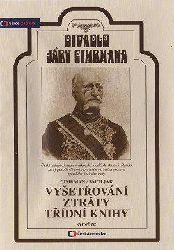 JaroslavWeigelVysetrovaniDVDfromfilmer