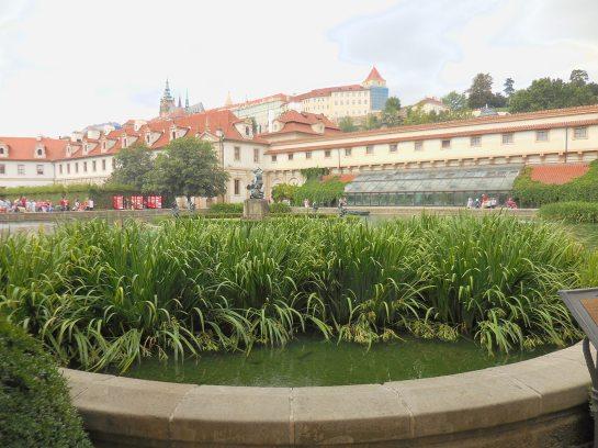 PragueWallensteinGarden1