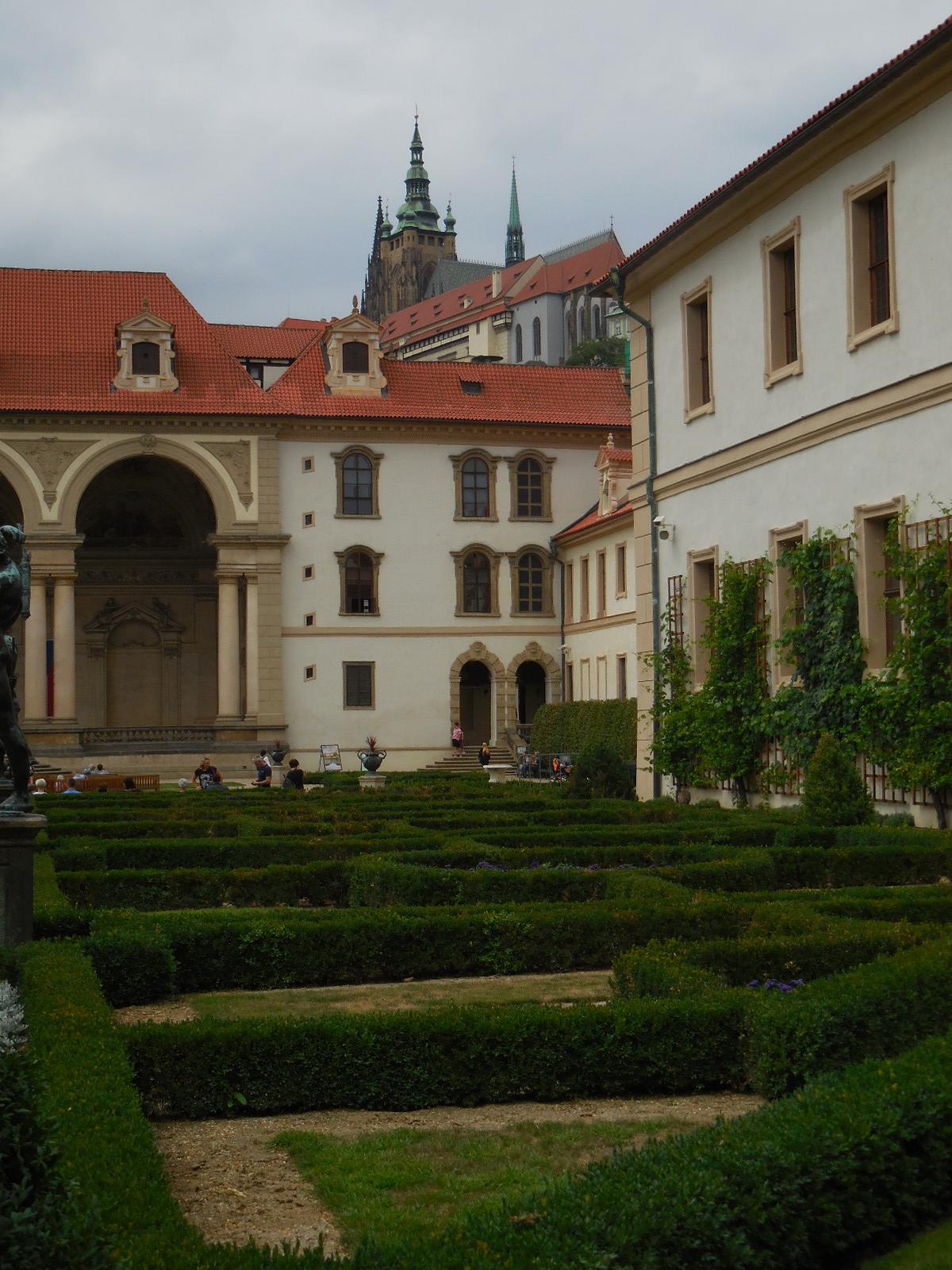 PragueWallensteinGarden11