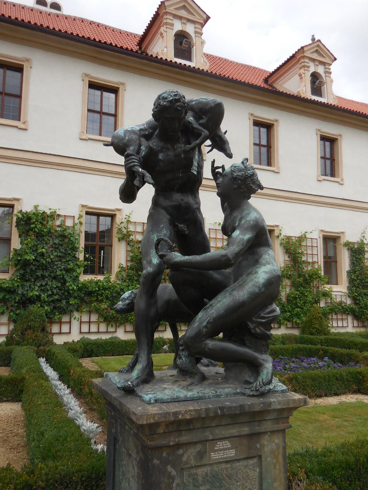 PragueWallensteinGarden16